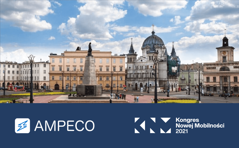 Ampeco will be attending KNM Lodz Poland