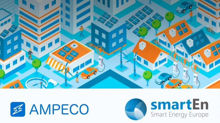 Smart urban energy network